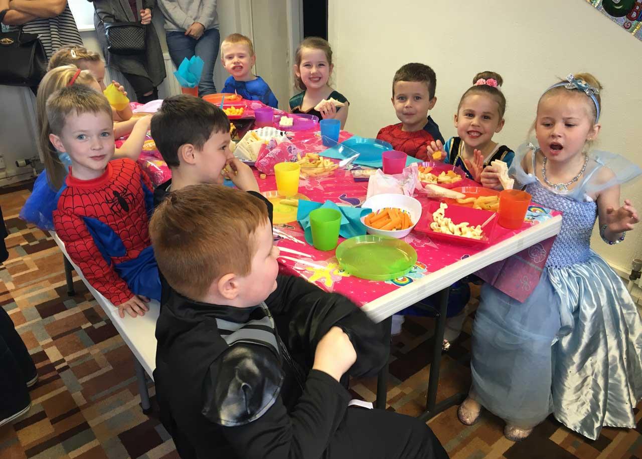 Kids Parties Wakefield