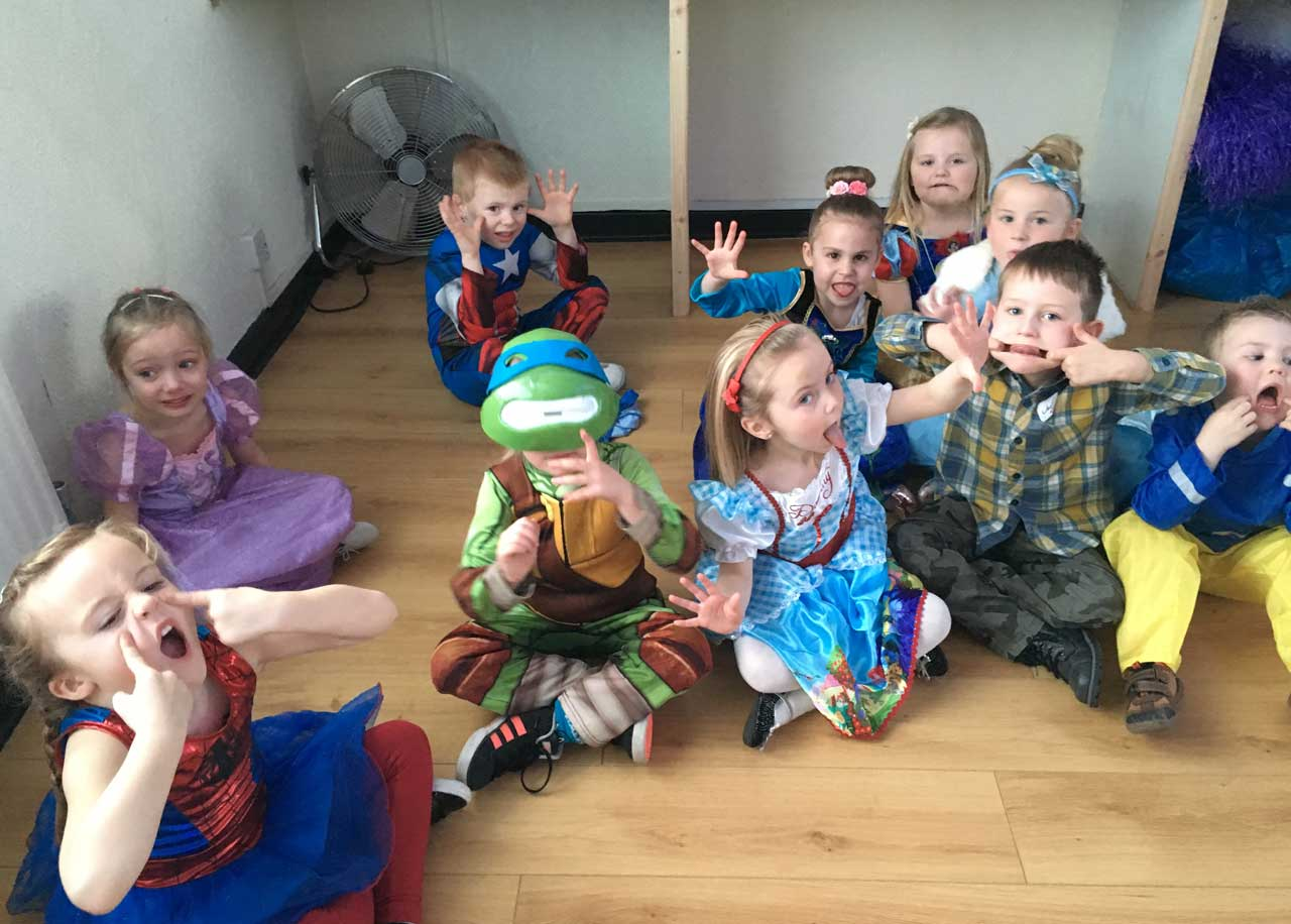 Childrens Parties Wakefield