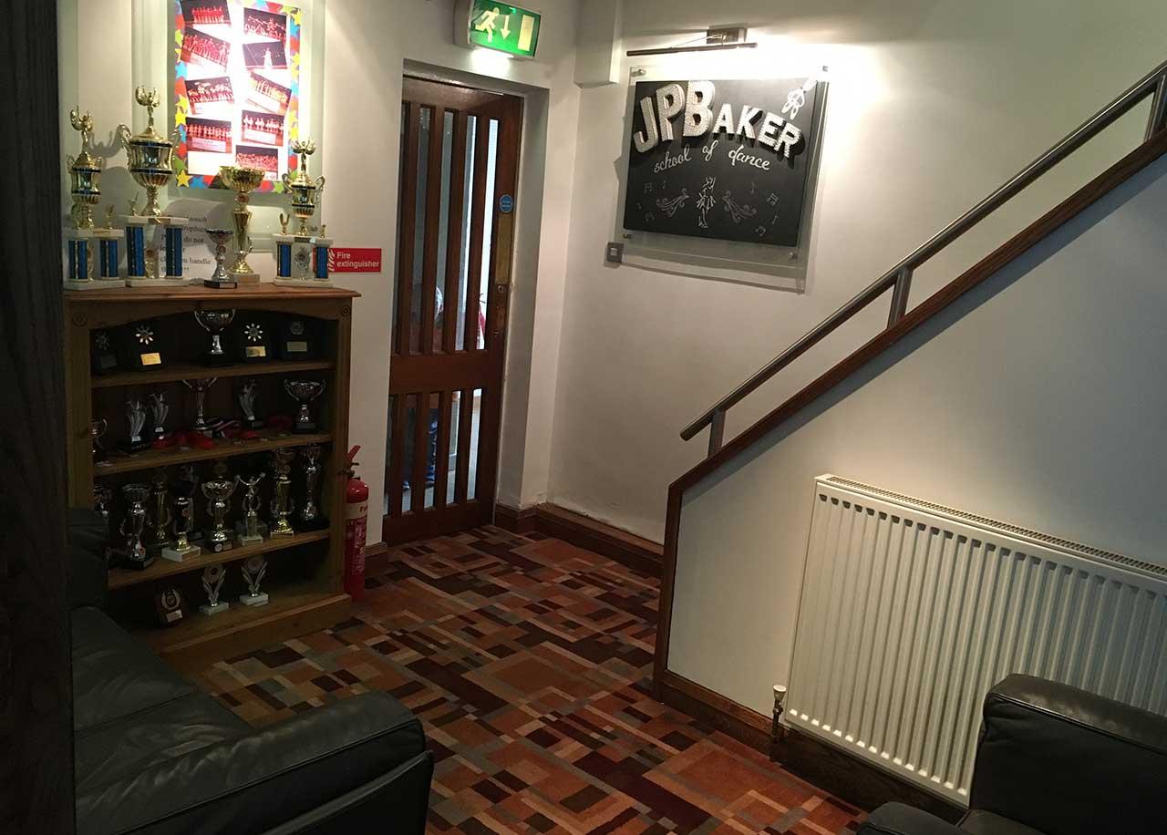 Dance House Reception Area