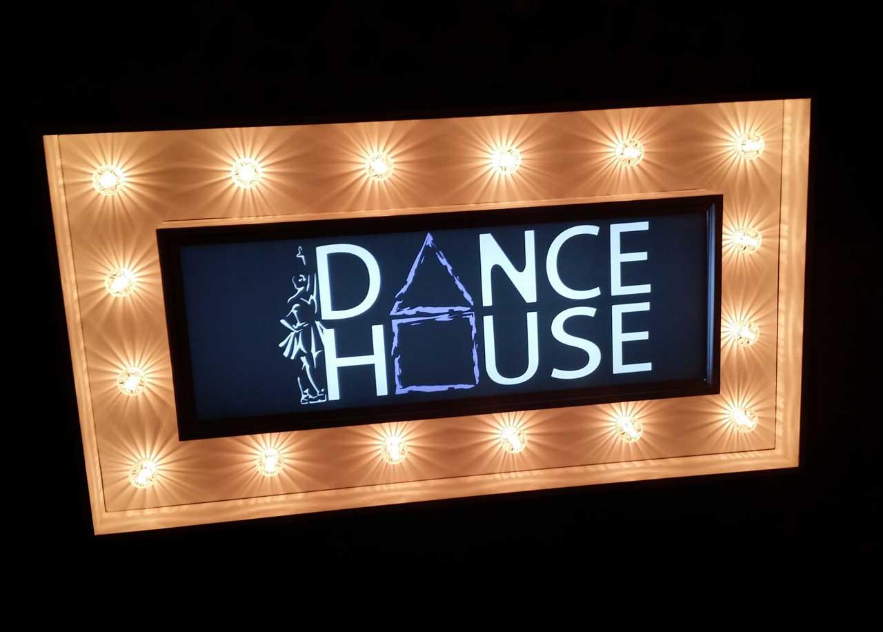 Dance House Logo